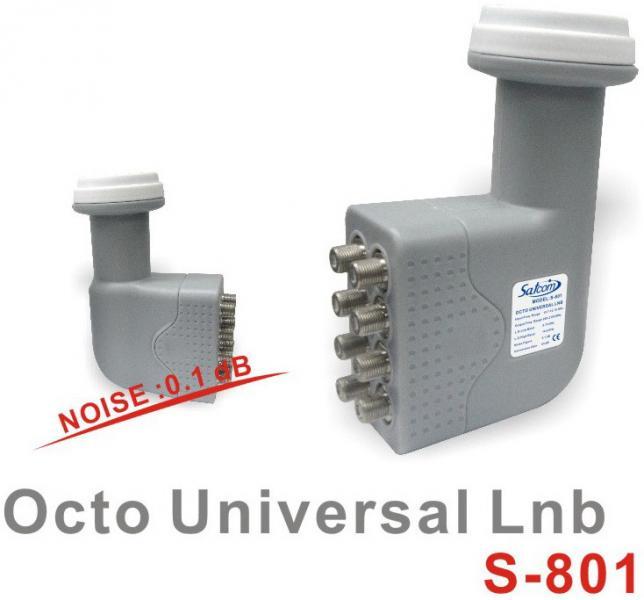 Конвертер OCTO Satcom S-801