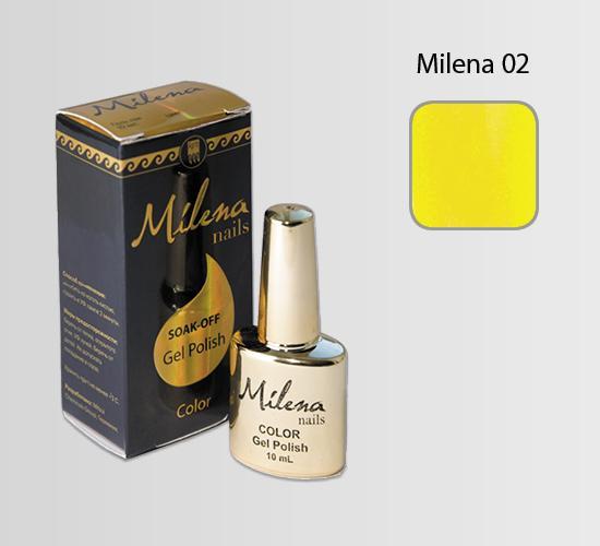 """Гель - Лак для ногтей """"Милена"""" 02"""