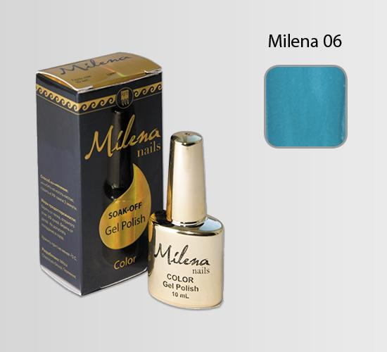 """Гель - Лак для ногтей """"Милена"""" 06"""