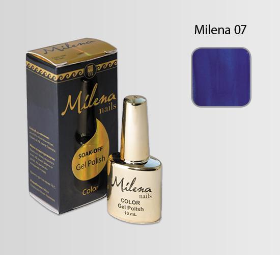 """Гель - Лак для ногтей """"Милена"""" 07"""