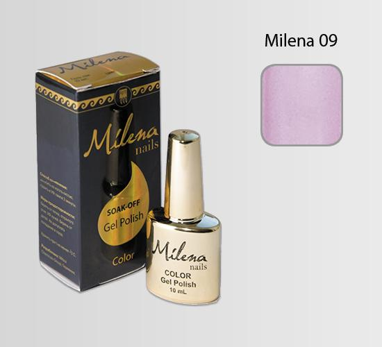 """Гель - Лак для ногтей """"Милена"""" 09"""