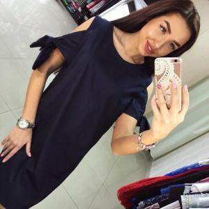 Фото Хіти продаж Плаття Бант