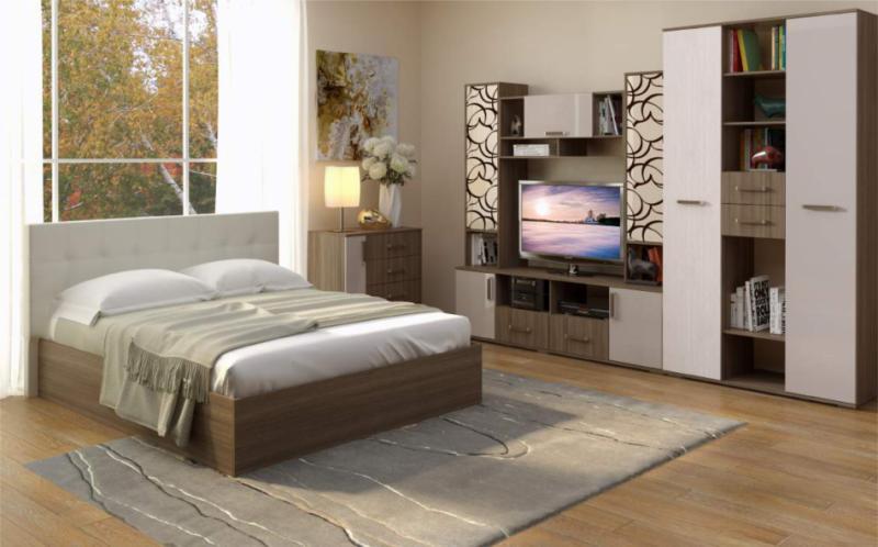 Фото Кровати Баунти кровать 1,6м (БТС)