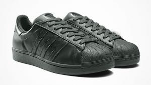 Фото  Adidas Superstar Black