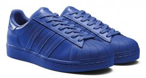 Фото  Adidas Superstar Blue