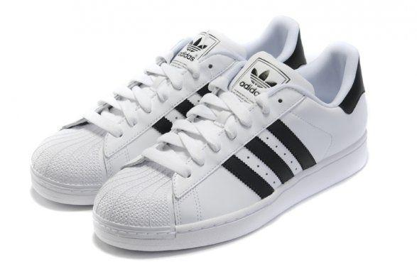 Adidas Superstar White-Black