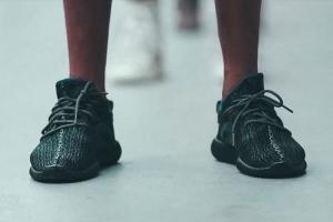 Фото  Adidas Yeezy Boost 350 low Black