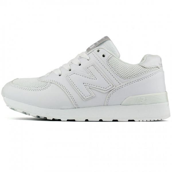 New Balance 574 White