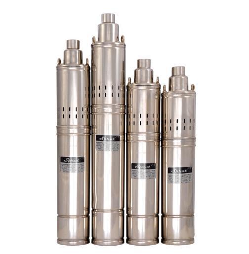 Sprut Скважинный насос SPRUT 4S QGD 1,8-50-0.5kW