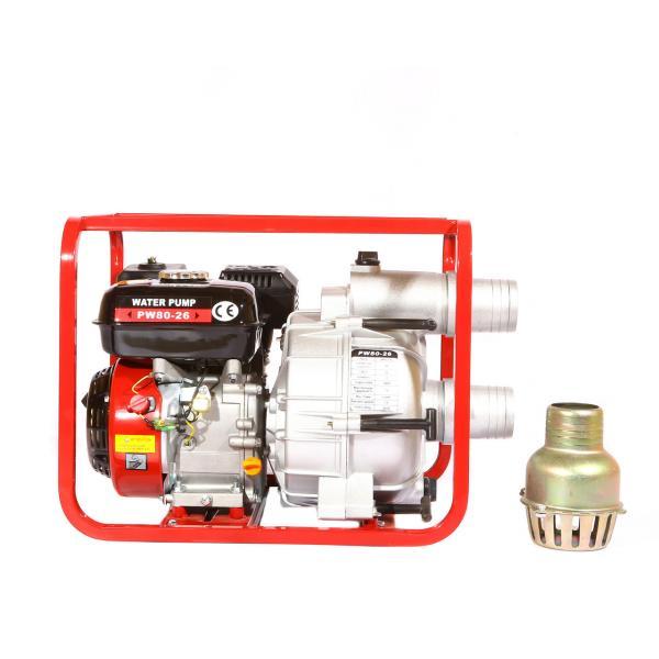 Мотопомпа WEIMA WMPW80-26 для грязной воды