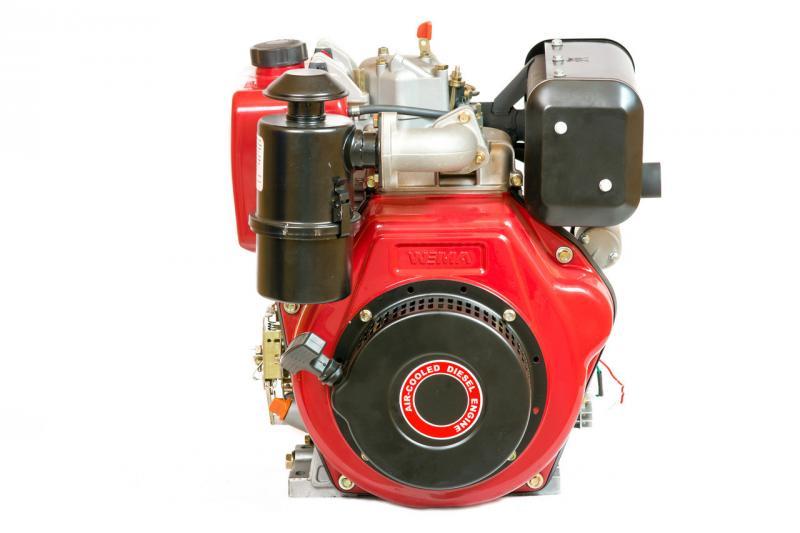 Двигатель дизельный Weima WM186FBE (вал под шлицы)