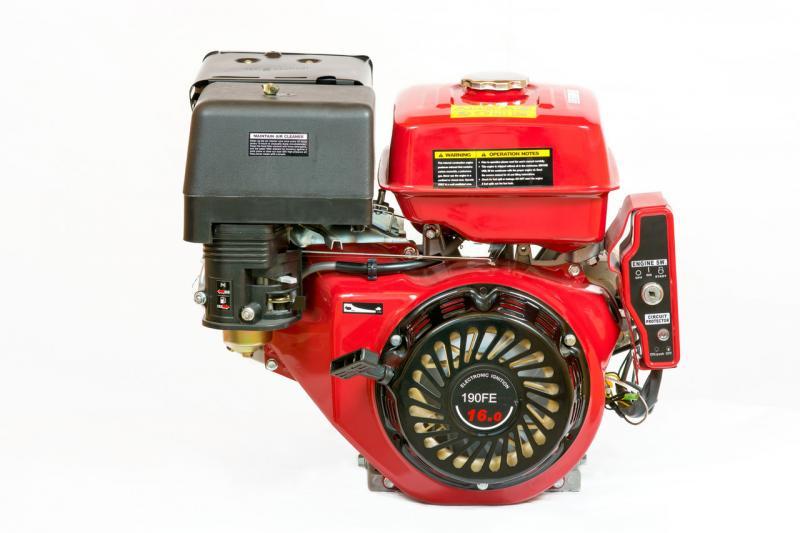 Двигатель бензиновый Weima WM190FЕ-S (вал под шпонку)