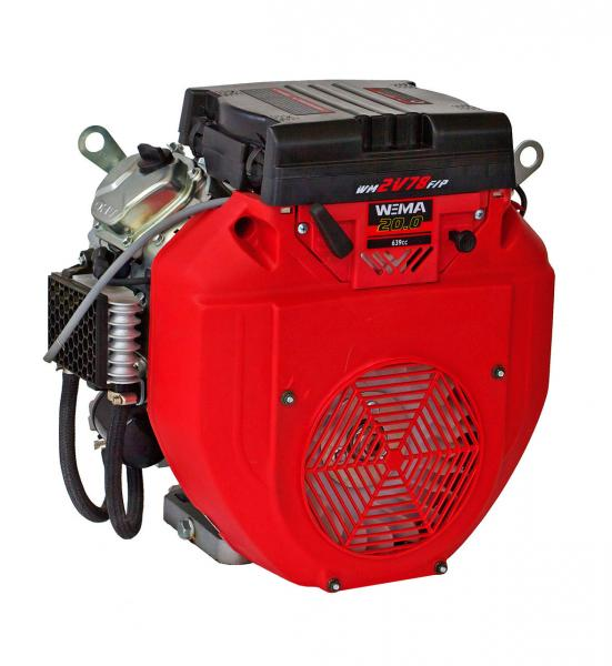Двигатель бензиновый WEIMA WM2V78F (вал под конус)