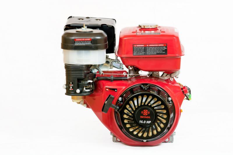 Двигатель бензиновый Weima WM190F-L (вал под шпонку)