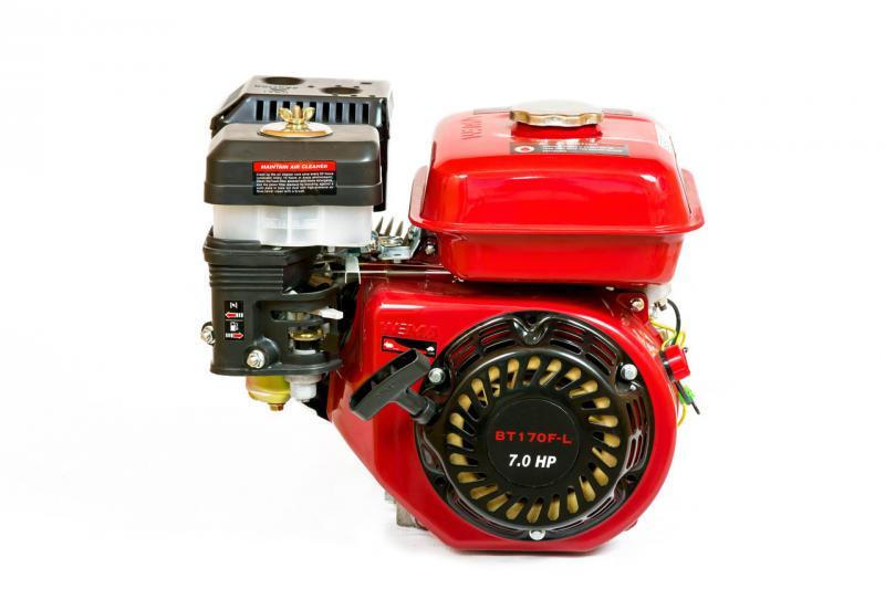 Двигатель бензиновый Weima BT170F-L (вал под шпонку)