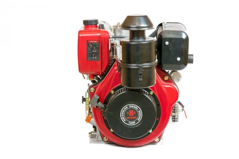 Двигатель дизельный Weima WM188FE (вал под шлицы)
