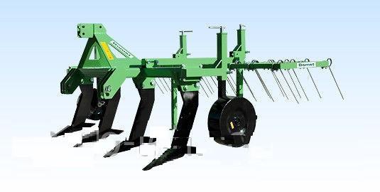 Глубокорыхлитель тракторный 4-зубчатый Bomet