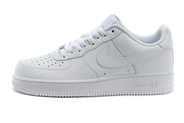 Nike Air Force low белые (1049)