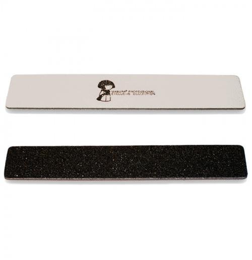 Пилка широкая черно-белая Broad Masura Exclusive 80/80
