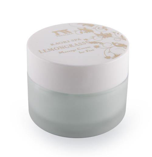 Массажный крем для ног с маслом лемонграсс 50 мл