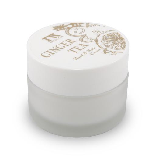 Защитный Спа-крем для рук и ногтей «Имбирный Чай», 50 мл