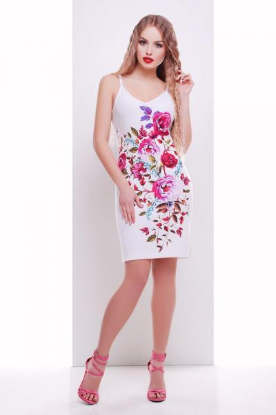 Фото Одяг з вишивкою Плаття Мін df96ea6bc2f60