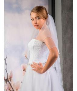 Фото Свадебная фата Фата Кристалл