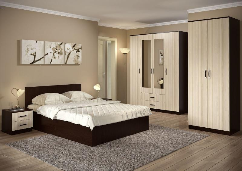Фото Кровати Ронда кровать 1,4м (ДСВ МЕБЕЛЬ)