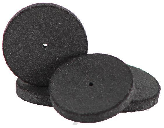"""Полиры SteelMaster """"NTI"""" для хромокобальтовых сплавов (черный\зеленый)"""