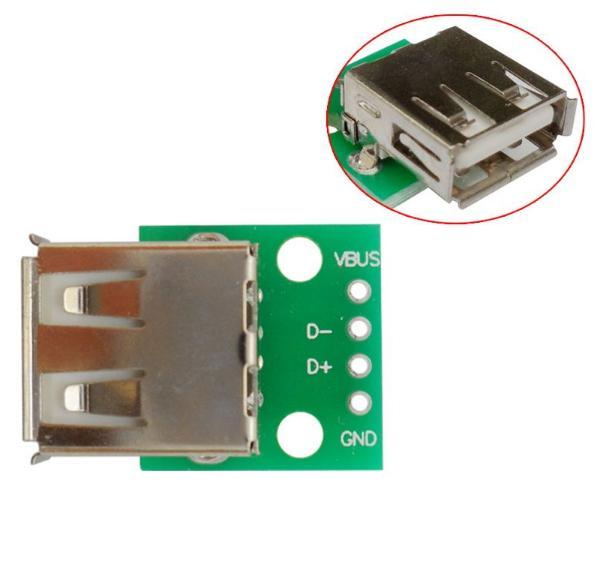 Плата USB переходник