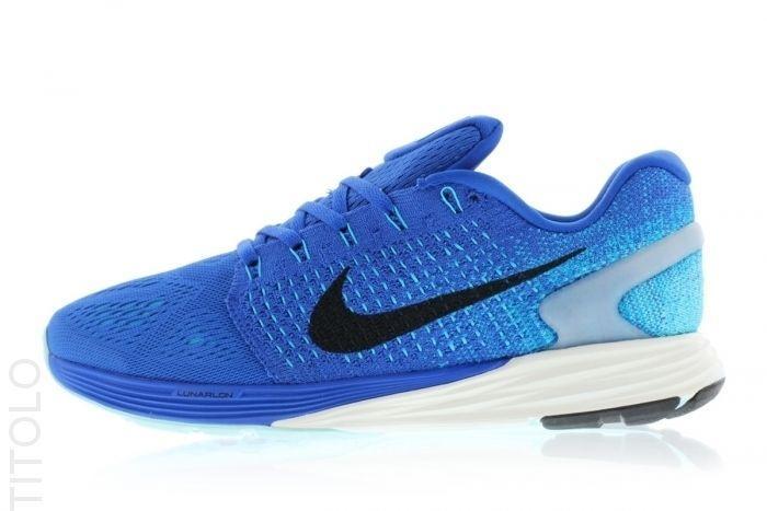 Nike Lunarglide 7 Blue