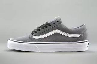 Vans Old School Grey