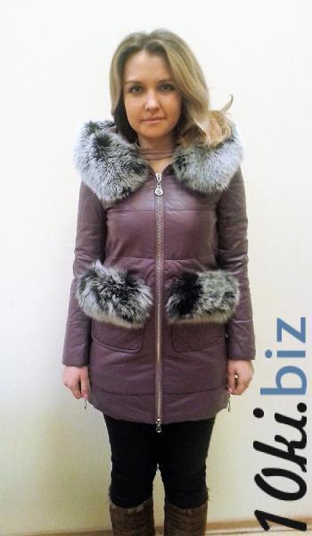 Пуховики кожаные женские. Куртки кожаные женские купить на рынке Апраксин Двор