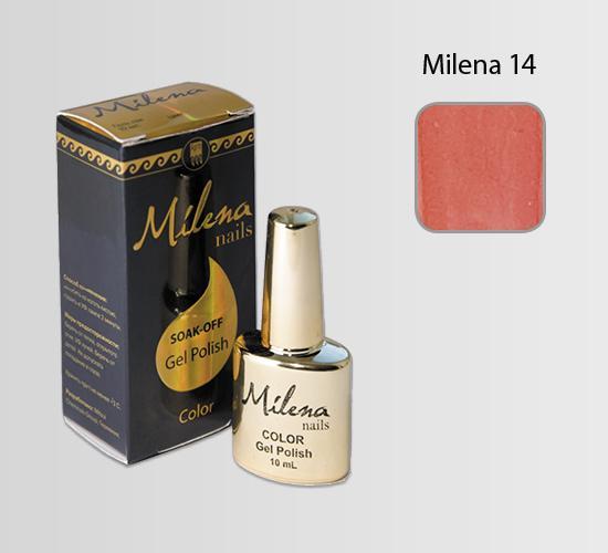 """Гель-лак для ногтей """"Милена"""" 14"""