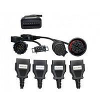 Набор грузовых диагностических кабелей Autocom CDP+ Trucks