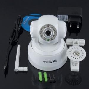 Фото  Беспроводная сеть ночного видения WIFI & RJ45 IP-камера