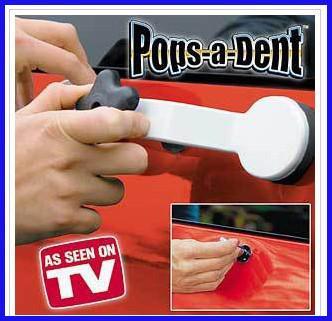 Simoniz Pops Дент и Дин  Комплект Pops-A-Dent для удаление авто вмятин