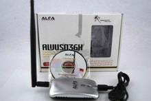 Антенна Ralink 3070 Чипсет ALFA AWUS036H 2000mw 2W WiFi USB-адаптер сети 5db