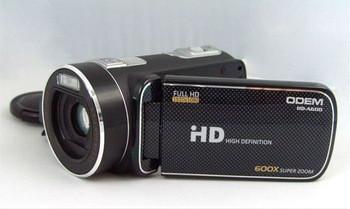 """Новая 3,0 """"ЖК-16.0 MP Full-HD Цифровая видеокамера DV  в оригинальной коробке"""
