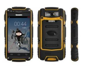 Фото  V8 андроид 4.2 MTK6572 двухъядерный  водонепроницаемый смартфон пыле ударопрочный WIFI двойная камера