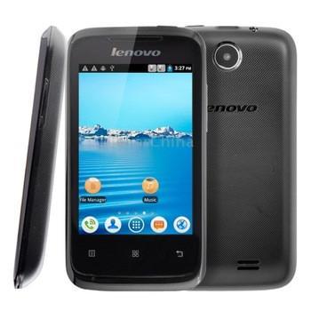 Lenovo A269i (0.25Gb+0.5Gb) MediaTek MT6575M Dual Core Android 2.3 (Black)