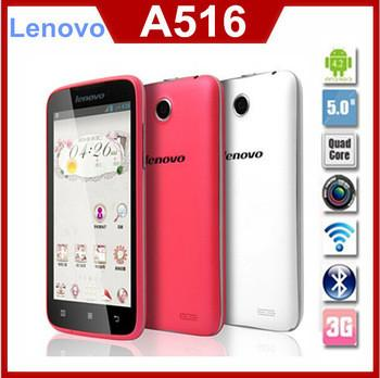 Lenovo A516 MTK6572 Dual Core Android 4.2 (White)