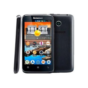Lenovo A316 (0.5Gb+4Gb) MediaTek MT6572 Dual Core Android 4.2 (Black)