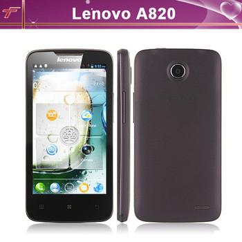Lenovo A820 MTK6589 Quad Core Android 4.2 (Black)