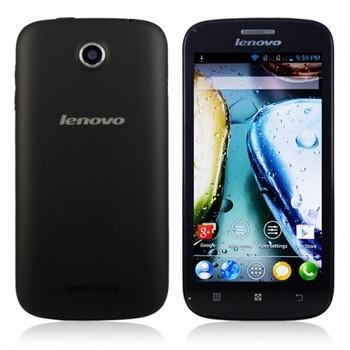 Lenovo A760 MSM8225Q Quad Core Android 4.1 (Black)