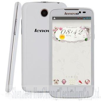 Lenovo A529 (0.25Gb+0.5Gb) MediaTek MT6572 Dual Core Android 4.2 (White)