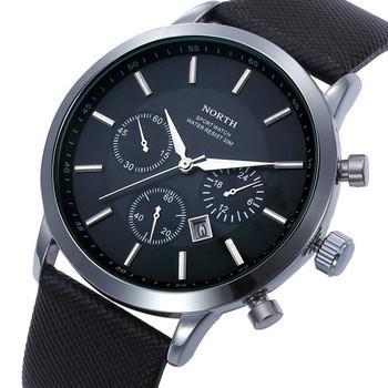 Мужские  кварцевые водонепроницаемые часы  montre reloj relogio masculino