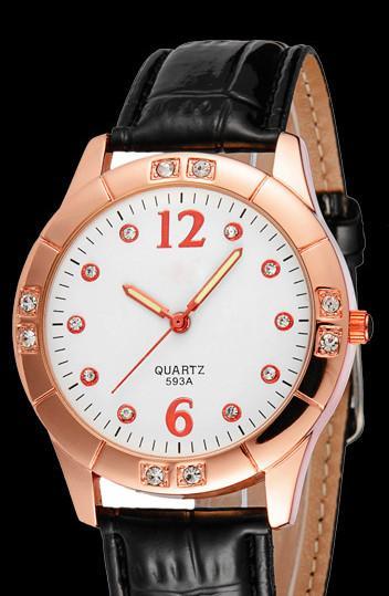 Женские наручные часы  горный хрусталь кварцевые  reloj 0190