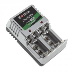 Фото  Зарядное устройство для 9 В AA AAA Ni MH Ni Cd аккумуляторов 8753 0SV2q