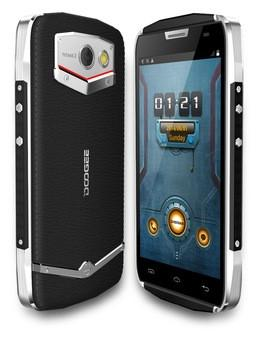 DOOGEE TITANS2 DG700,  Android OS 5,0 MTK6582  1.3 ггц 8 гб + 1 гб OTG GSM и WCDMA 4000 мАч водонепроницаемый,